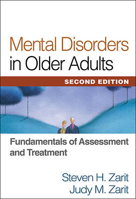 Mental Disorders in Older Adults