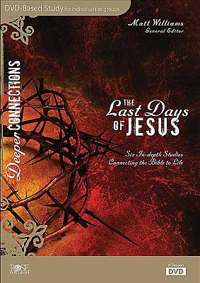 Picture of The Last Days of Jesus DVD Bible Study
