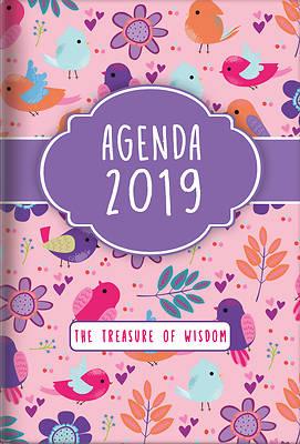 Picture of The Treasure of Wisdom - 2019 Daily Agenda - Birds
