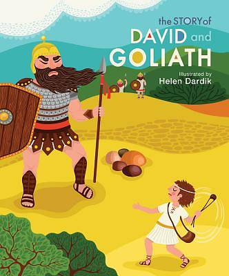 Picture of The Story of David and Goliath