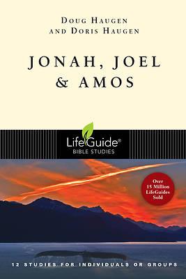 Picture of LifeGuide Bible Study - Jonah, Joel & Amos