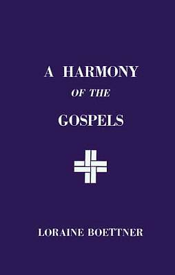 Picture of Harmony of the Gospels