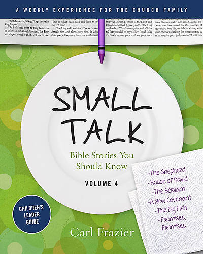 Table Talk Volume 4 - Small Talk Childrens Leader Guide