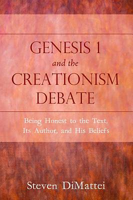 Picture of Genesis 1 and the Creationism Debate