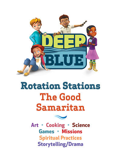 Deep Blue Rotation Stations: The Good Samaritan - Entire Unit Download