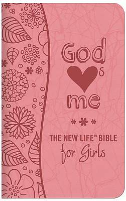 "God ""Hearts"" Me New Life Bible for Girls"