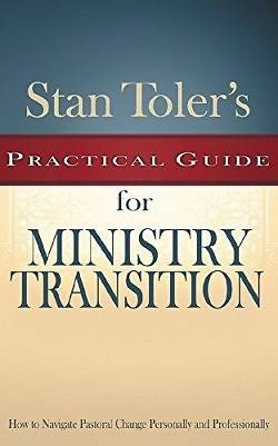 Picture of Stan Toler's Practical Guide to Ministry Transition