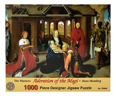 Picture of Adoration of the Magi Puzzle