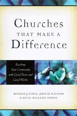 Churches That Make a Difference [ePub Ebook]