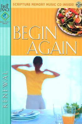 Begin Again with CD (Audio)