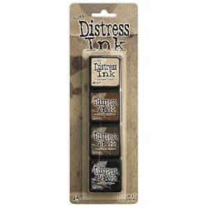 Tim Holtz Distress Mini Ink Kits-Kit #3