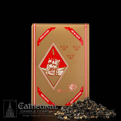 Picture of Cathedral Three Pontifical Blend Incense