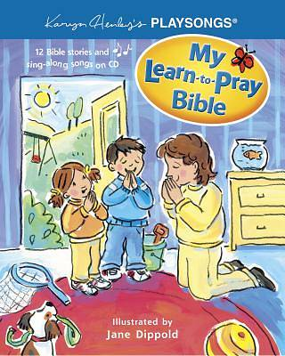 My Learn To Pray Bible with Audio CD