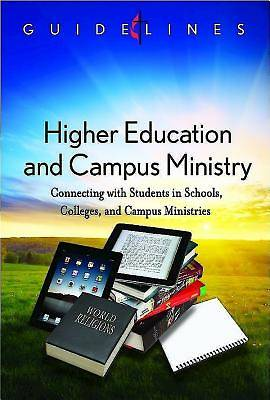 Picture of Guidelines for Leading Your Congregation 2013-2016 - Higher Education and Campus Ministry - Downloadable PDF Edition