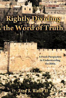 Picture of Rightly Dividing the Word of Truth