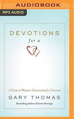 Picture of Devotions for a Sacred Marriage