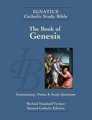 Picture of Ignatius Catholic Study Bible
