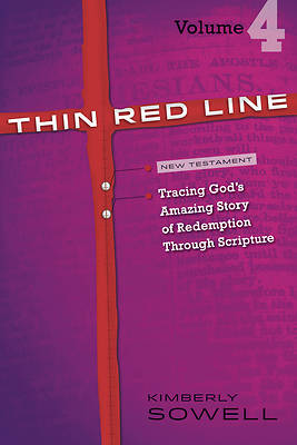 Picture of Thin Red Line, Volume 4