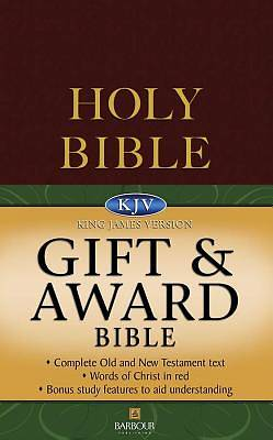 King James Version Gift and Award Bible