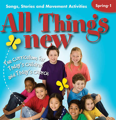 All Things New Interactive CD Spring 1