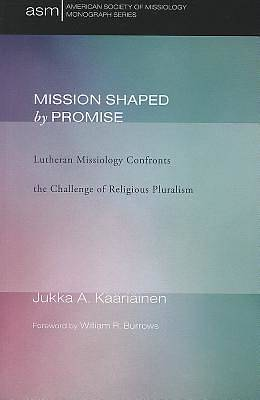 Mission Shaped by Promise [ePub Ebook]