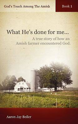 Gods Touch Among the Amish, Book 1