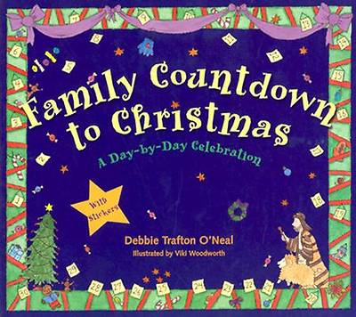 Picture of Family Countdown to Christmas