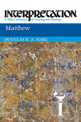 Interpretation Bible Commentary - Matthew
