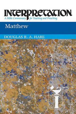 Picture of Interpretation Bible Commentary - Matthew