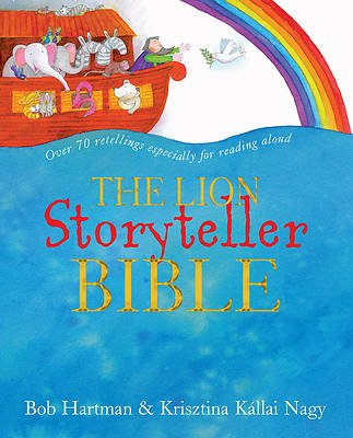 The Lion Storyteller Bible [With 4 CDs]