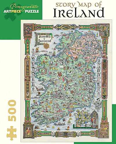 Picture of Story Map of Ireland