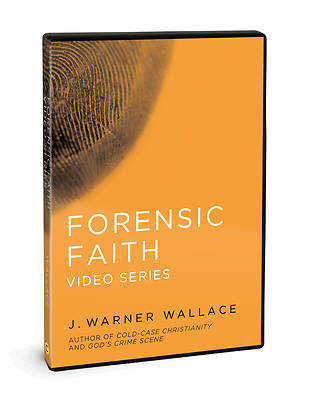 Picture of Forensic Faith Video Series with Facilitator's Guide