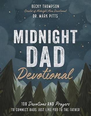 Picture of Midnight Dad Devotional