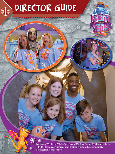 Picture of Vacation Bible School (VBS) 2020 Knights of North Castle Director Guide