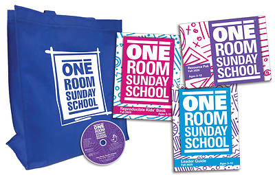 Picture of One Room Sunday School Fall 2020 Kit