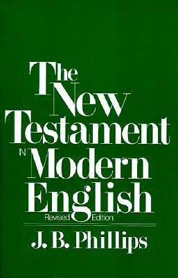 Picture of Bible OE New Testament in Modern English