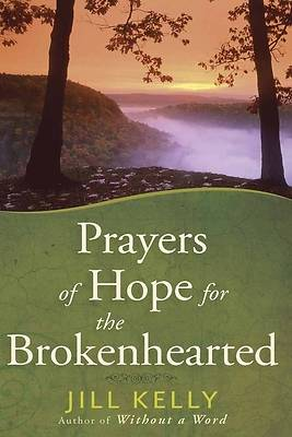 Prayers of Hope for the Brokenhearted [ePub Ebook]
