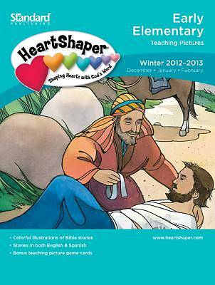 Standards HeartShaper Early Elementary Teaching Pictures Winter 2012-13