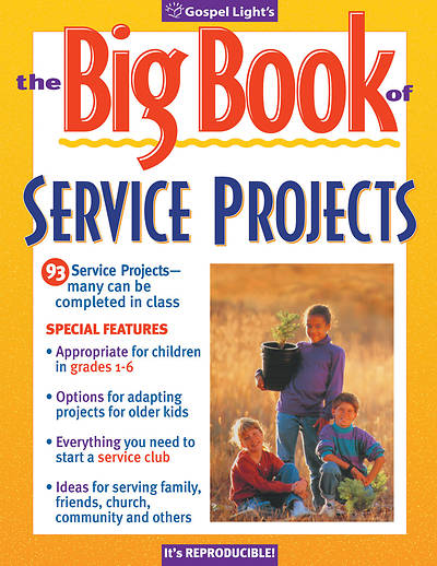 The Big Book of Service Projects