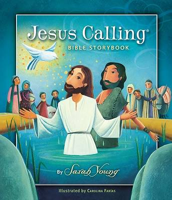 Picture of Jesus Calling Bible Storybook