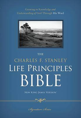 Picture of The Charles F. Stanley Life Principles Bible, NKJV