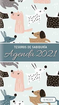Picture of 2021 Planificador - Tesoros de Sabiduría - Perros