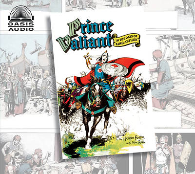 Picture of Prince Valiant in the Days of King Arthur