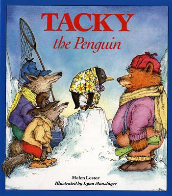 Picture of Tacky the Penguin