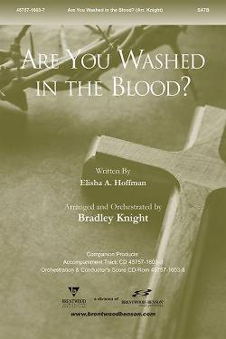 Are You Washed in the Blood? Split-Track Accompaniment CD
