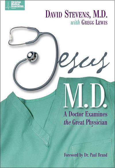Picture of Jesus, M.D.