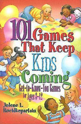 101 Games That Keep Kids Coming - eBook [ePub]