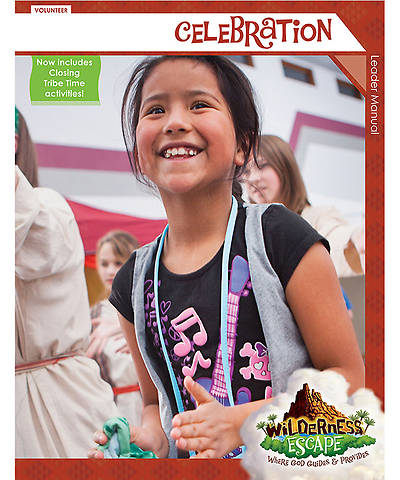 Group VBS 2014 Wilderness Escape Celebration Leader Manual