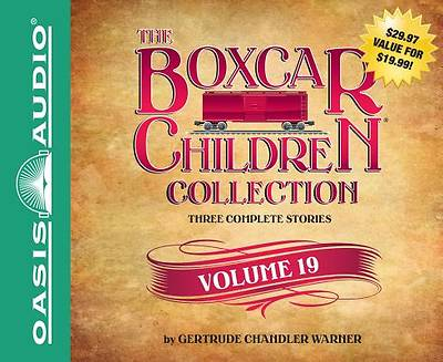 The Boxcar Children Collection Volume 19 (Library Edition)