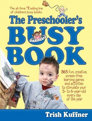 Picture of Preschooler's Busy Book